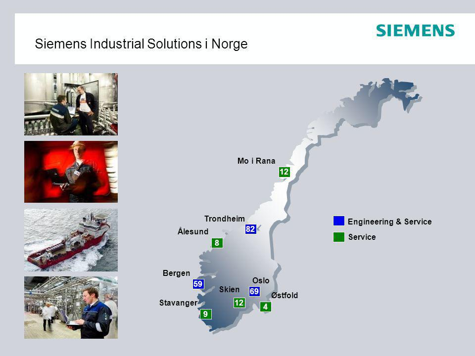 Siemens Industrial Solutions i Norge
