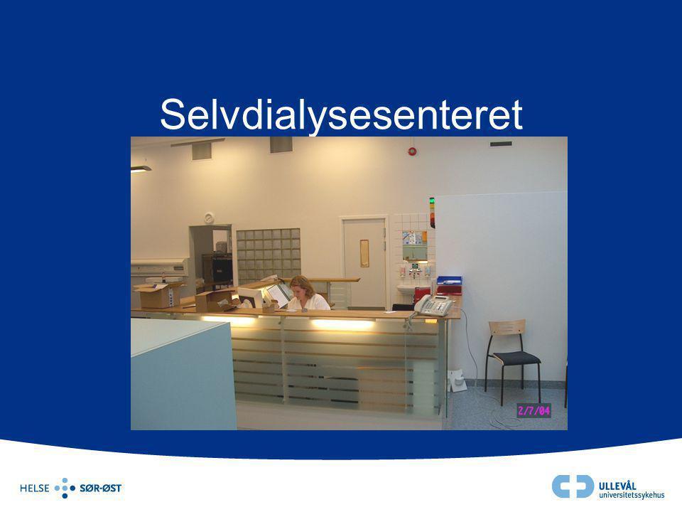 Selvdialysesenteret
