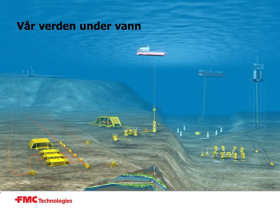 Vår verden under vann