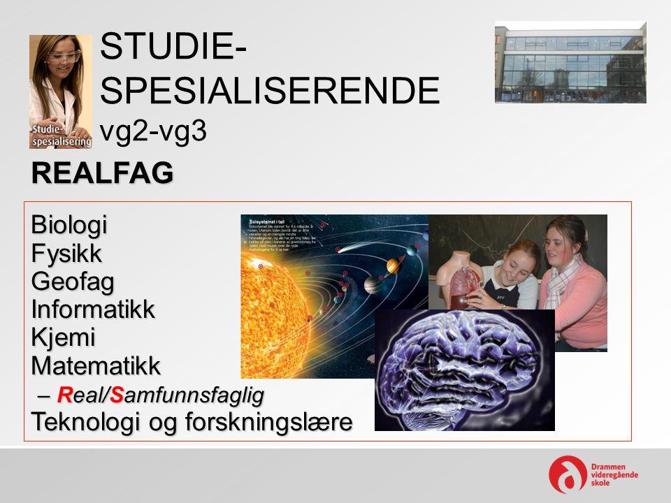 STUDIE-SPESIALISERENDE vg2-vg3