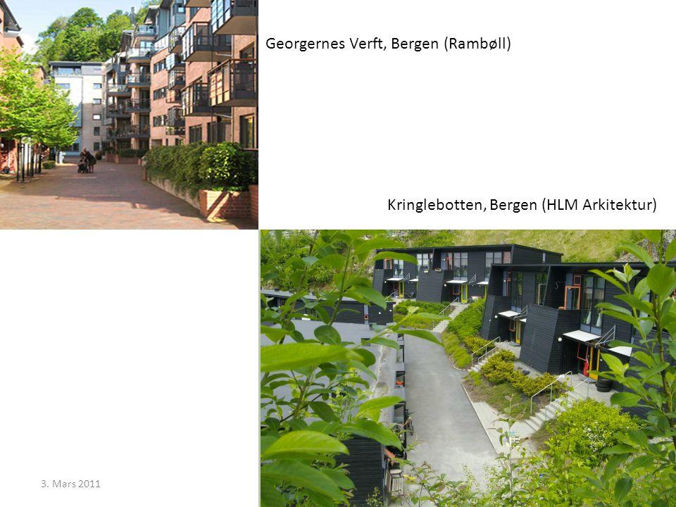 Georgernes Verft, Bergen (Rambøll)