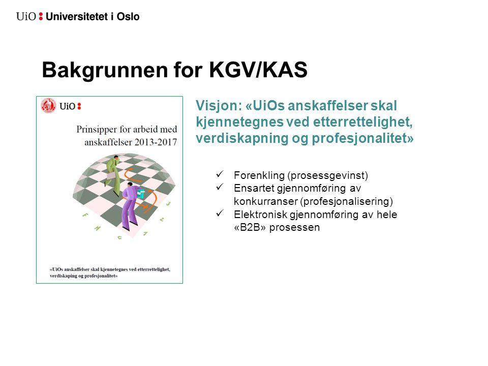 4. Verktøy for konkurransegjennomføring Implementeringsprosjektet