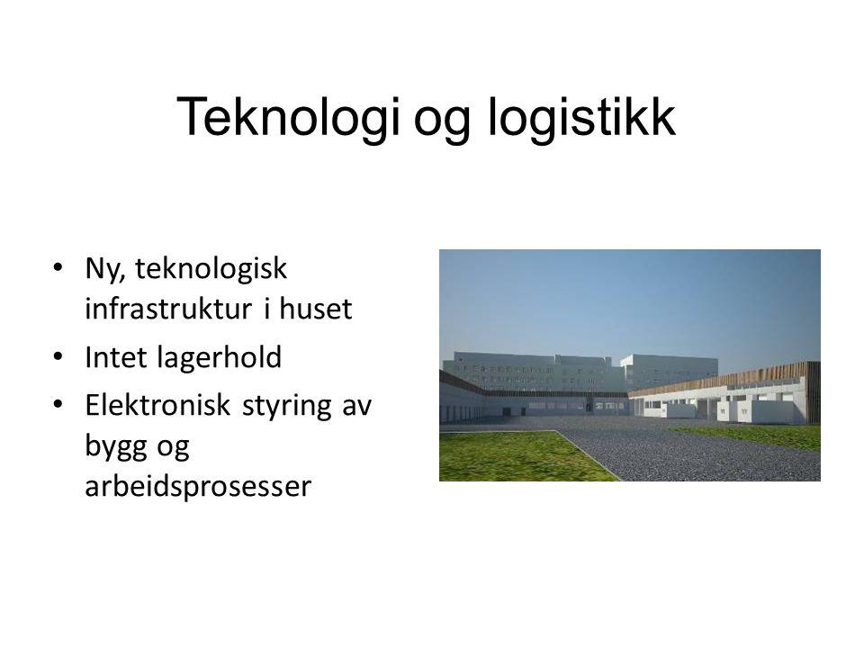Teknologi og logistikk