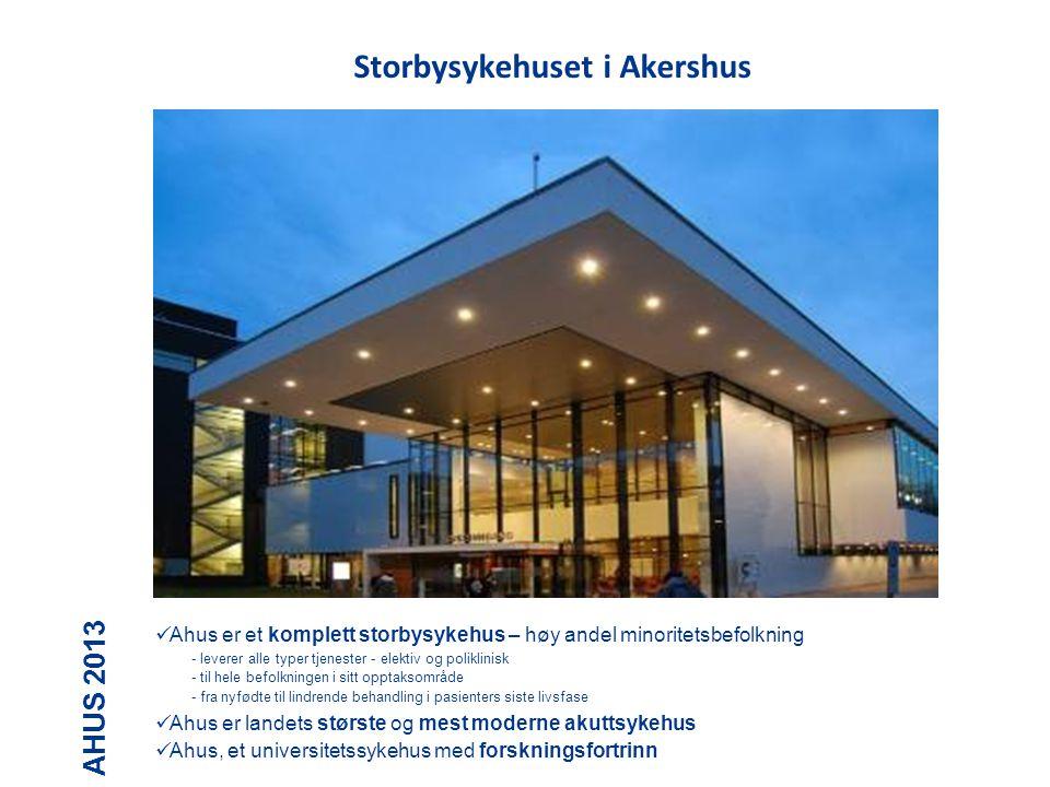 Storbysykehuset i Akershus