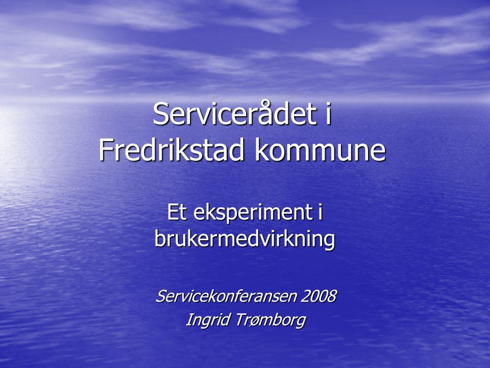 Servicerådet i Fredrikstad kommune