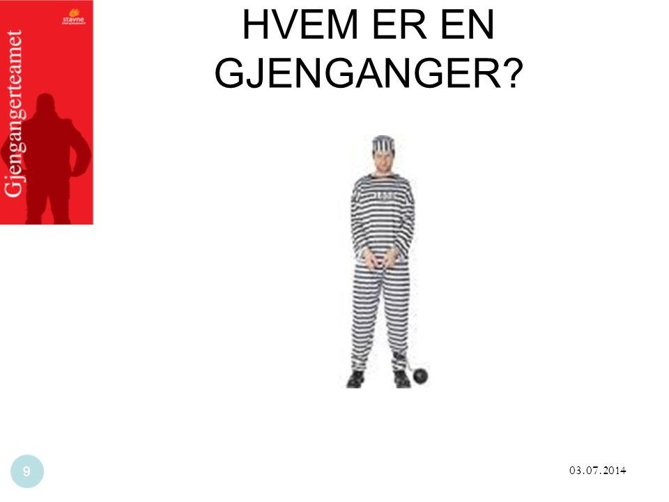 HVEM ER EN GJENGANGER 9 04.04.2017 9