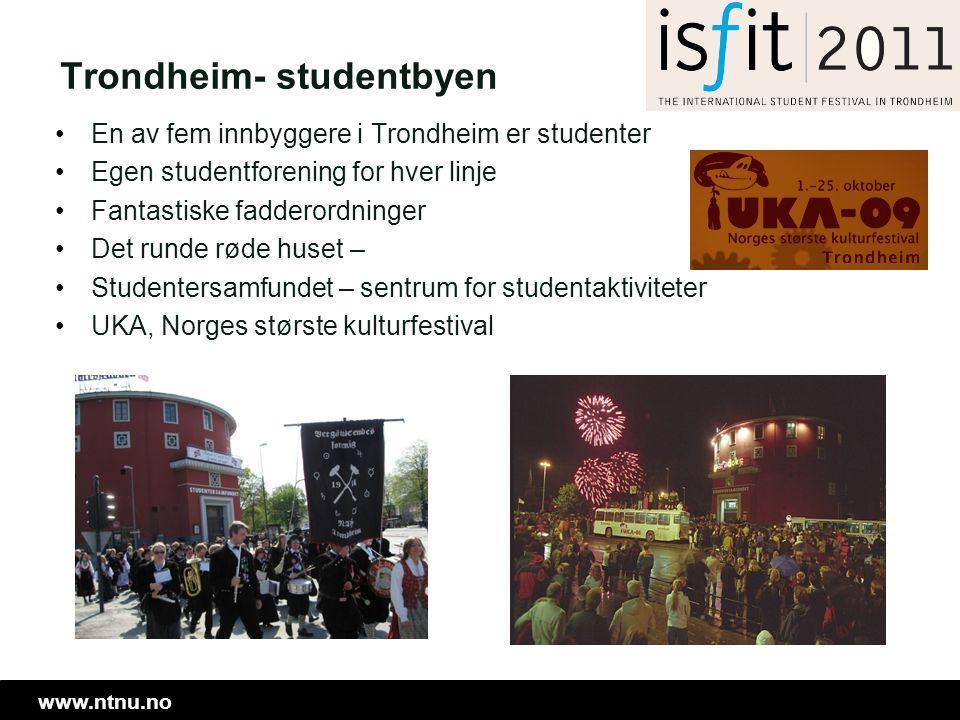 Trondheim- studentbyen