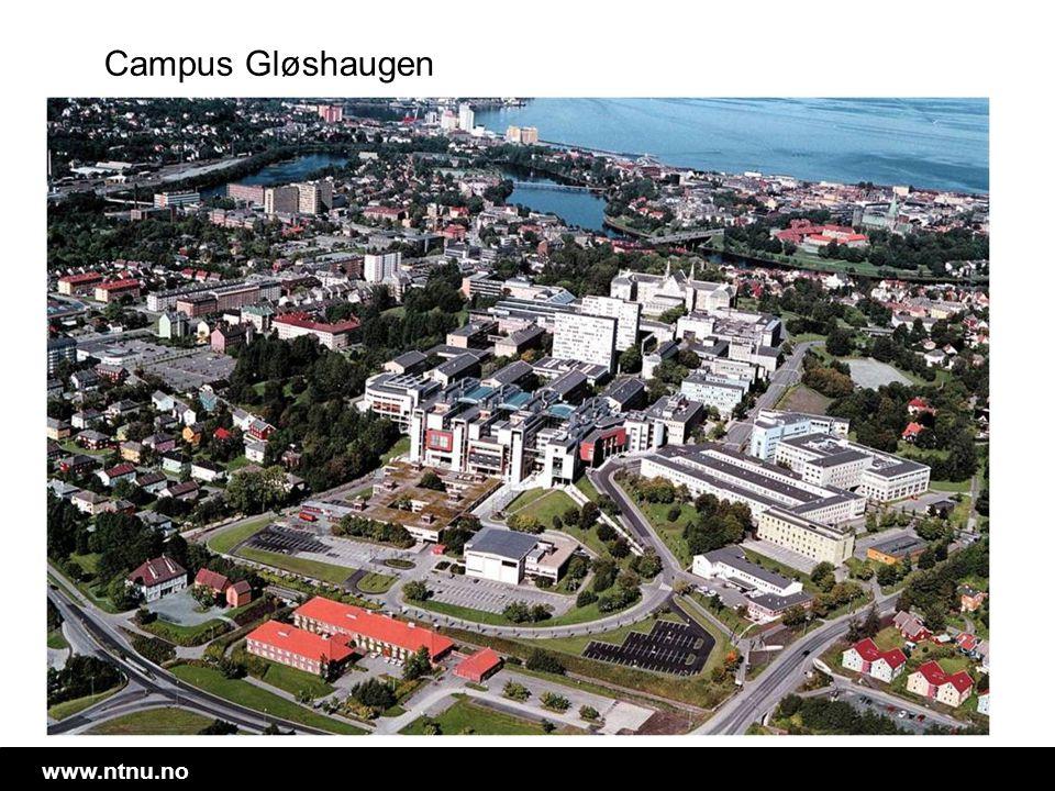 Campus Gløshaugen