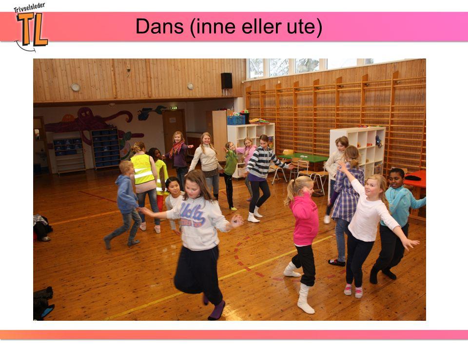 Dans (inne eller ute)