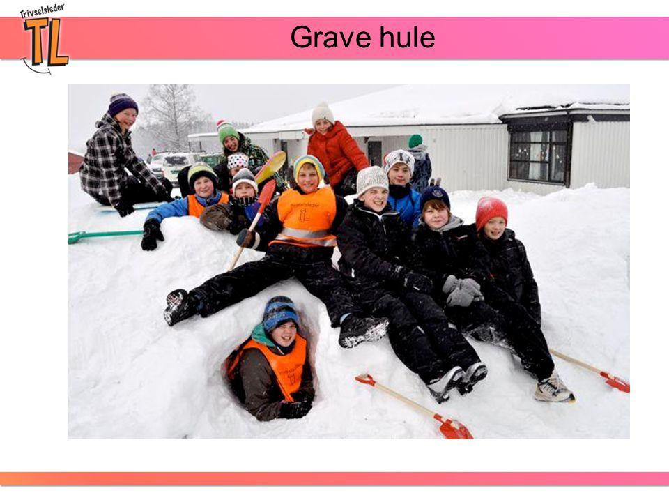 Grave hule