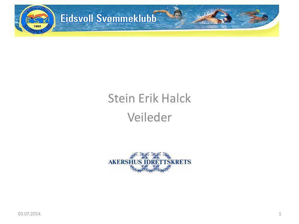 Stein Erik Halck Veileder