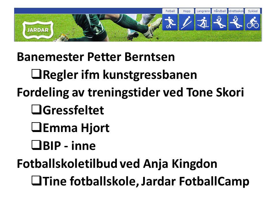 Banemester Petter Berntsen
