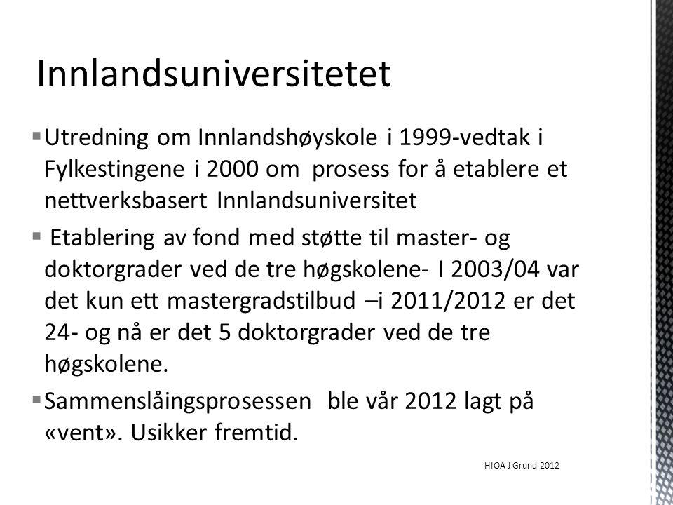 Innlandsuniversitetet