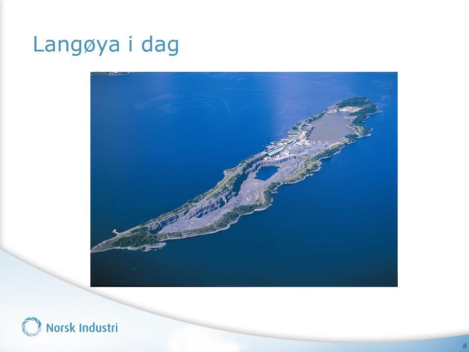 Langøya i dag