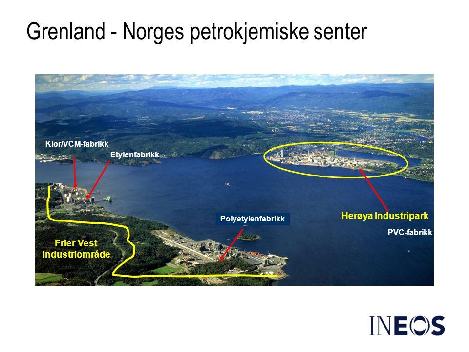 Grenland - Norges petrokjemiske senter
