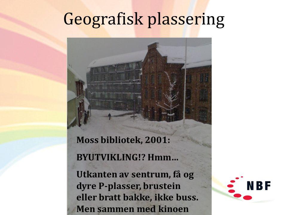 Geografisk plassering