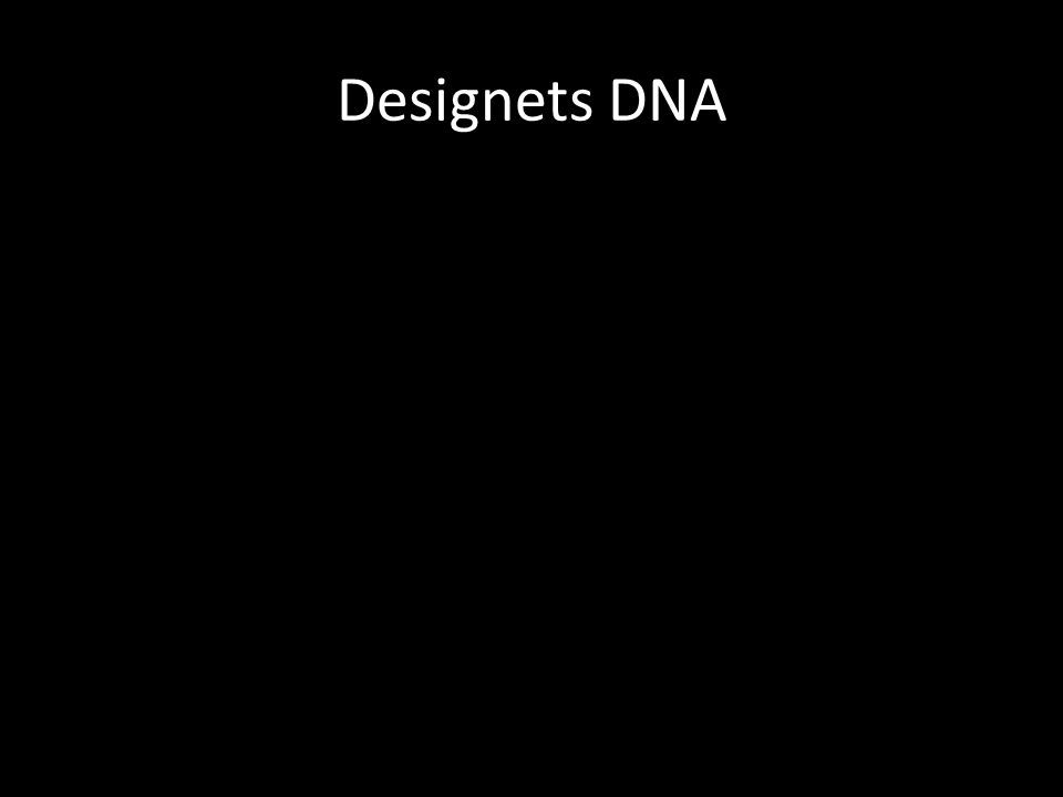 Designets DNA
