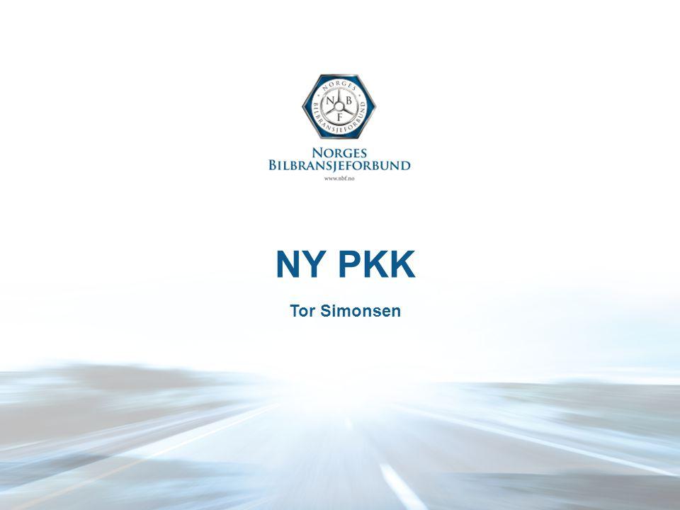 NY PKK Tor Simonsen
