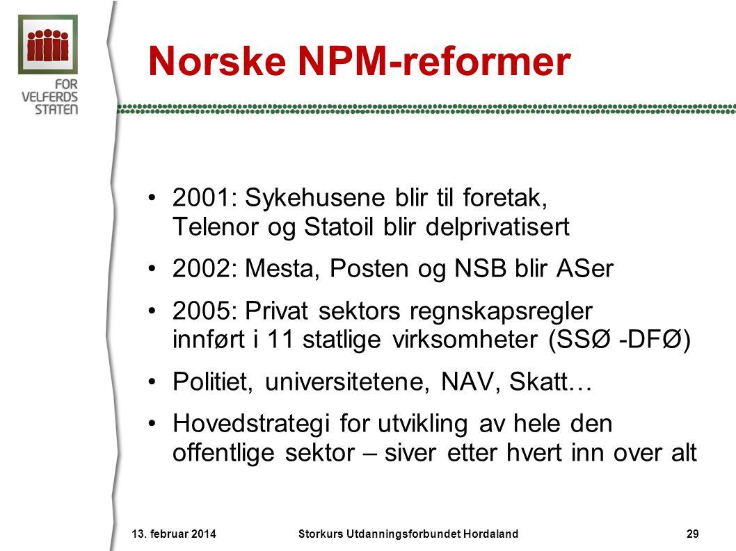 Storkurs Utdanningsforbundet Hordaland