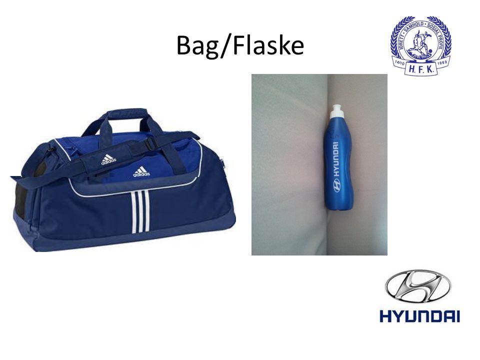 Bag/Flaske