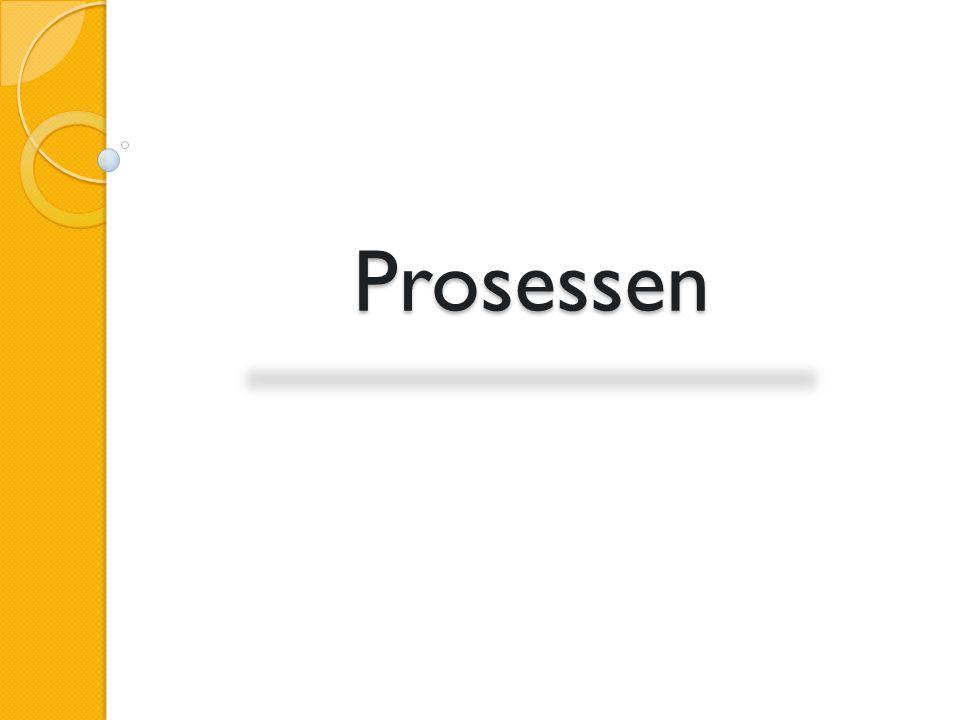 Prosessen
