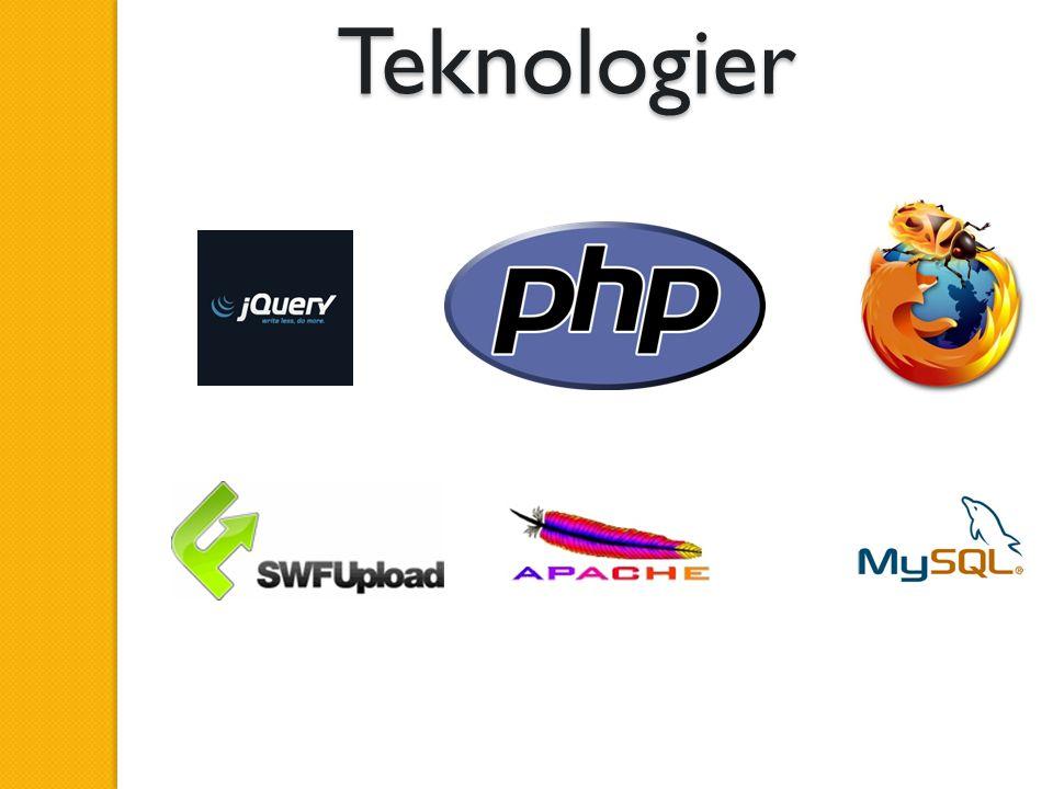 Teknologier