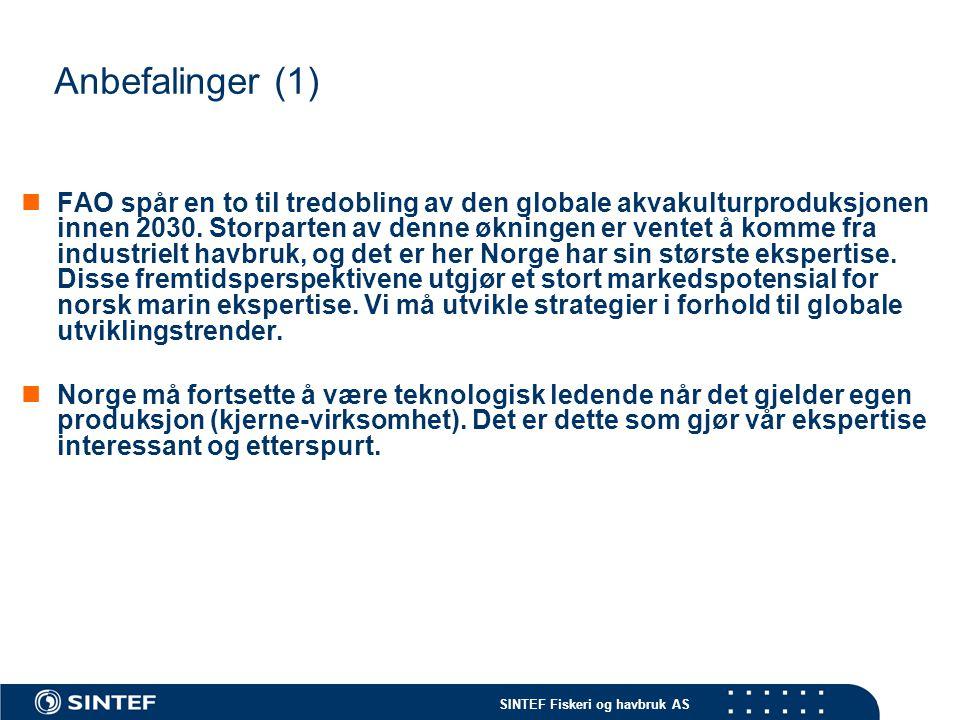 Anbefalinger (1)