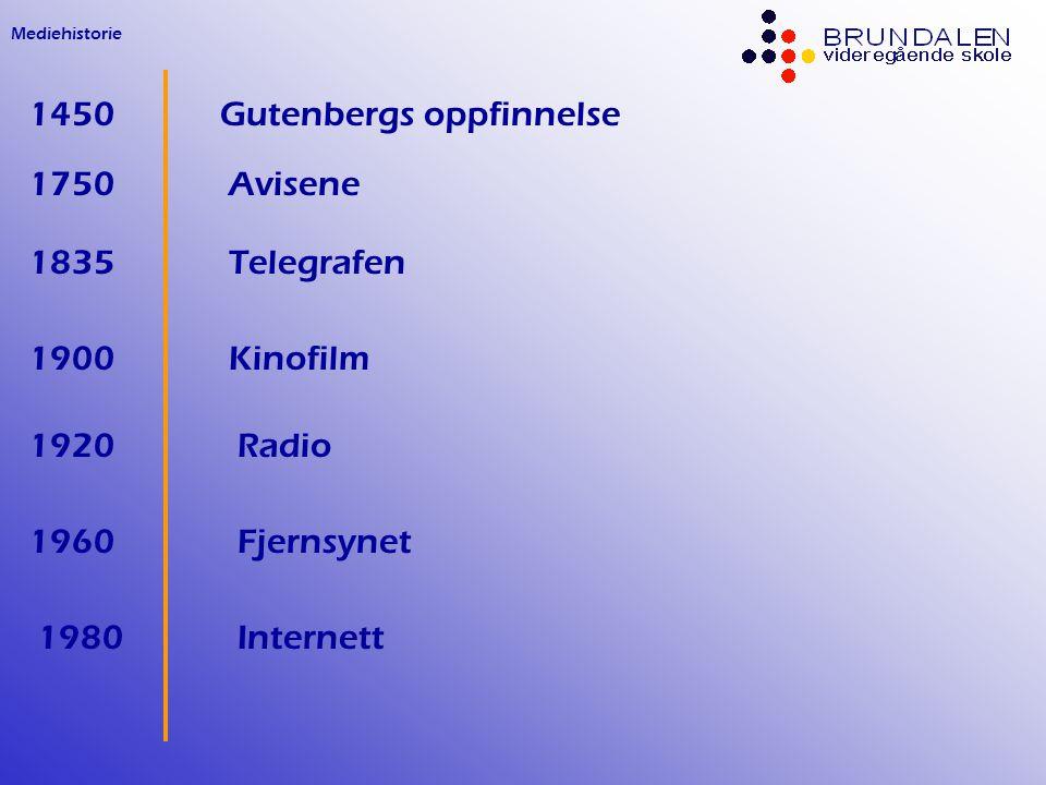 Gutenbergs oppfinnelse