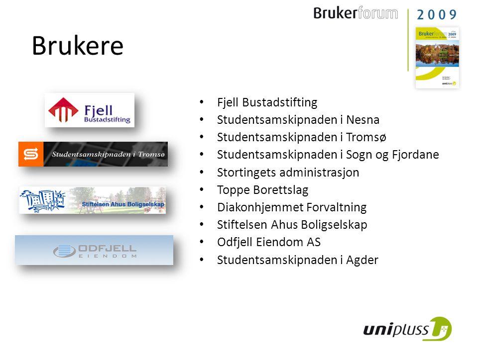 Brukere Fjell Bustadstifting Studentsamskipnaden i Nesna