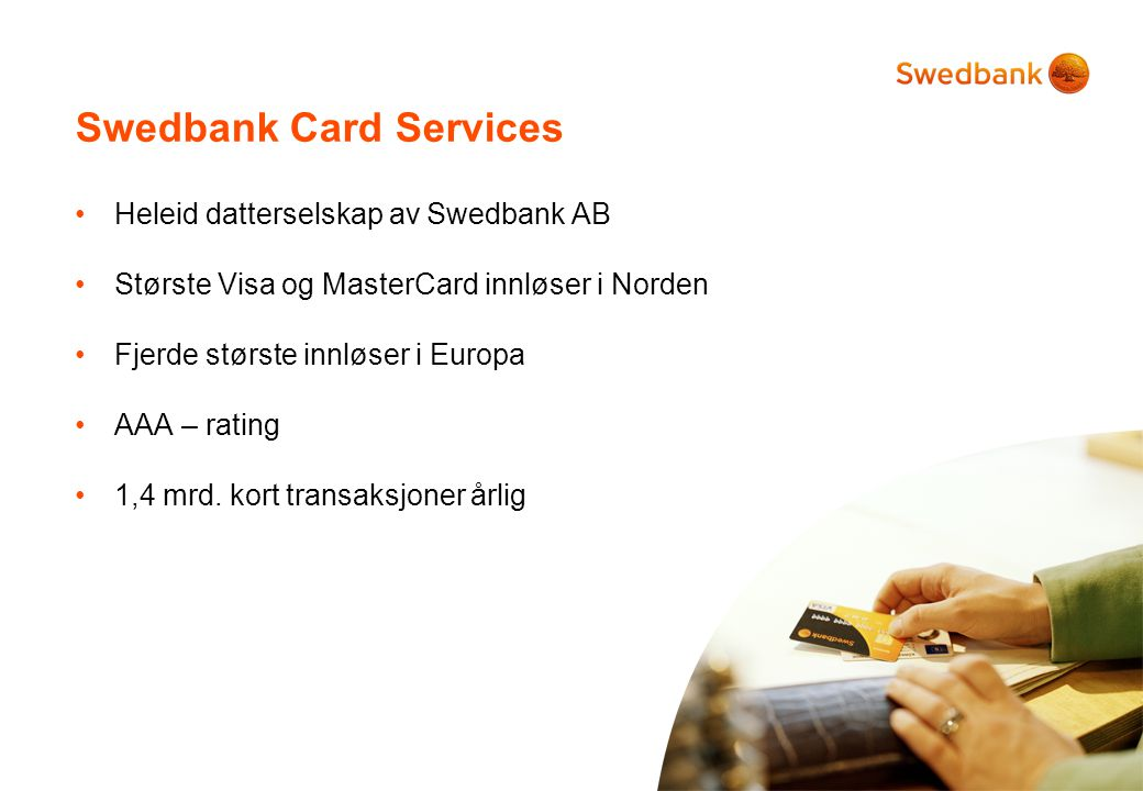 Swedbank Card Services
