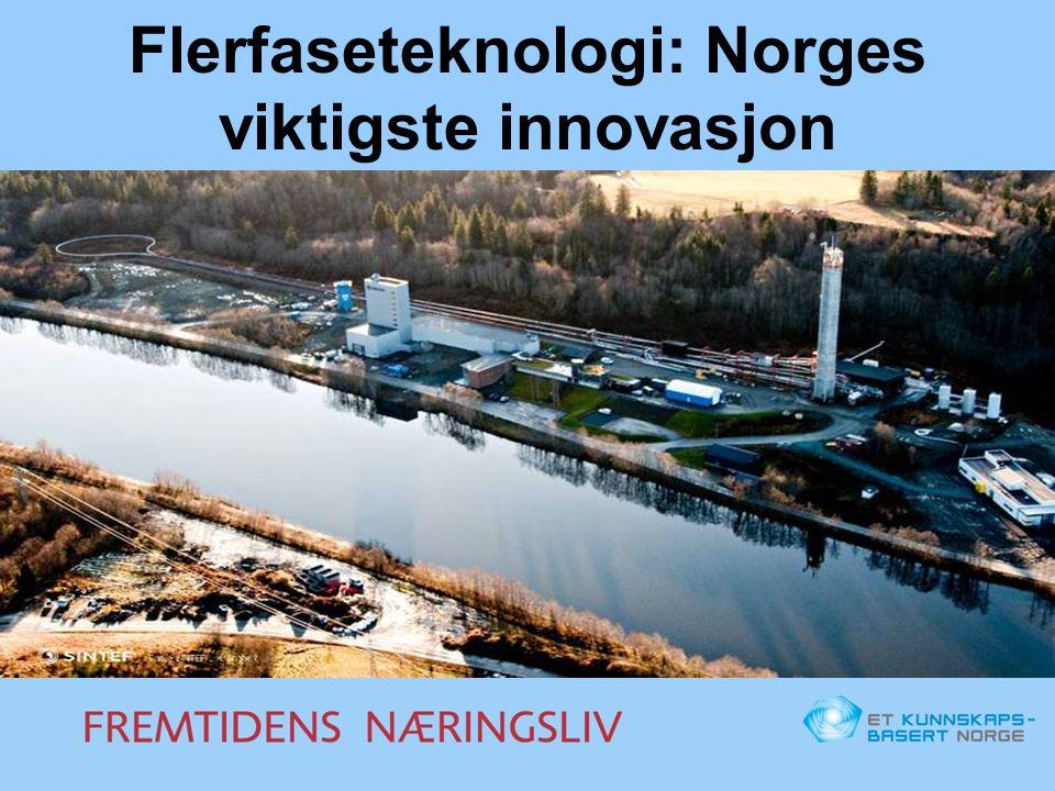 Flerfaseteknologi: Norges viktigste innovasjon