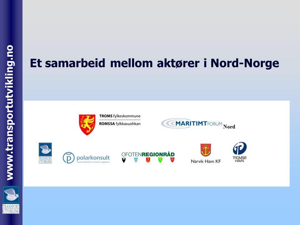 Et samarbeid mellom aktører i Nord-Norge