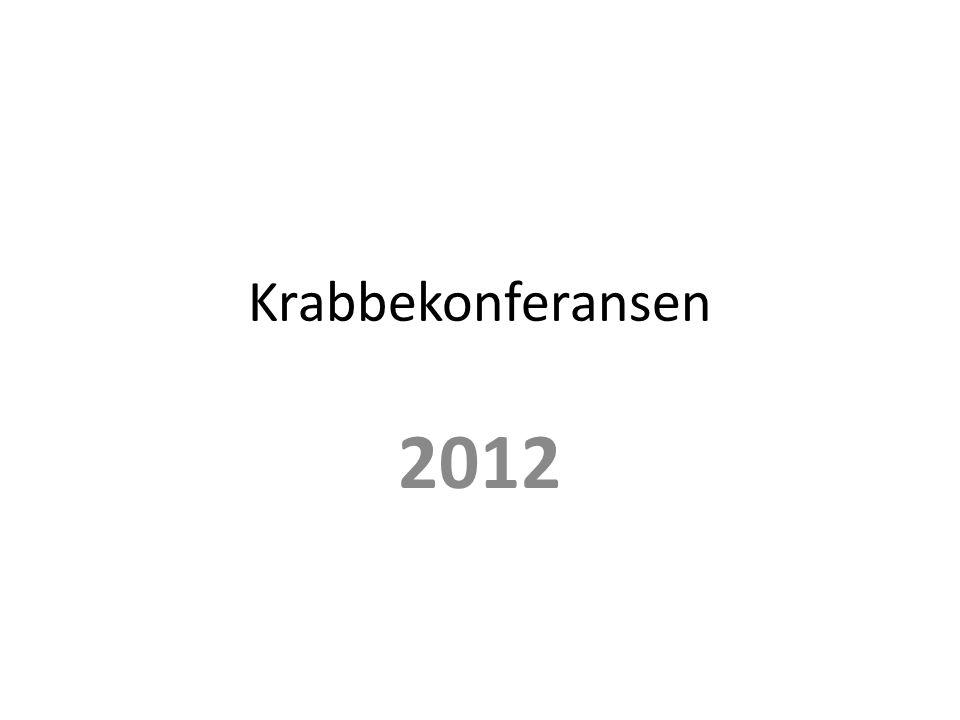 Krabbekonferansen 2012