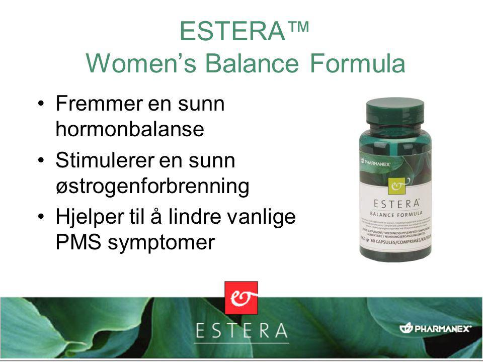 ESTERA™ Women's Balance Formula