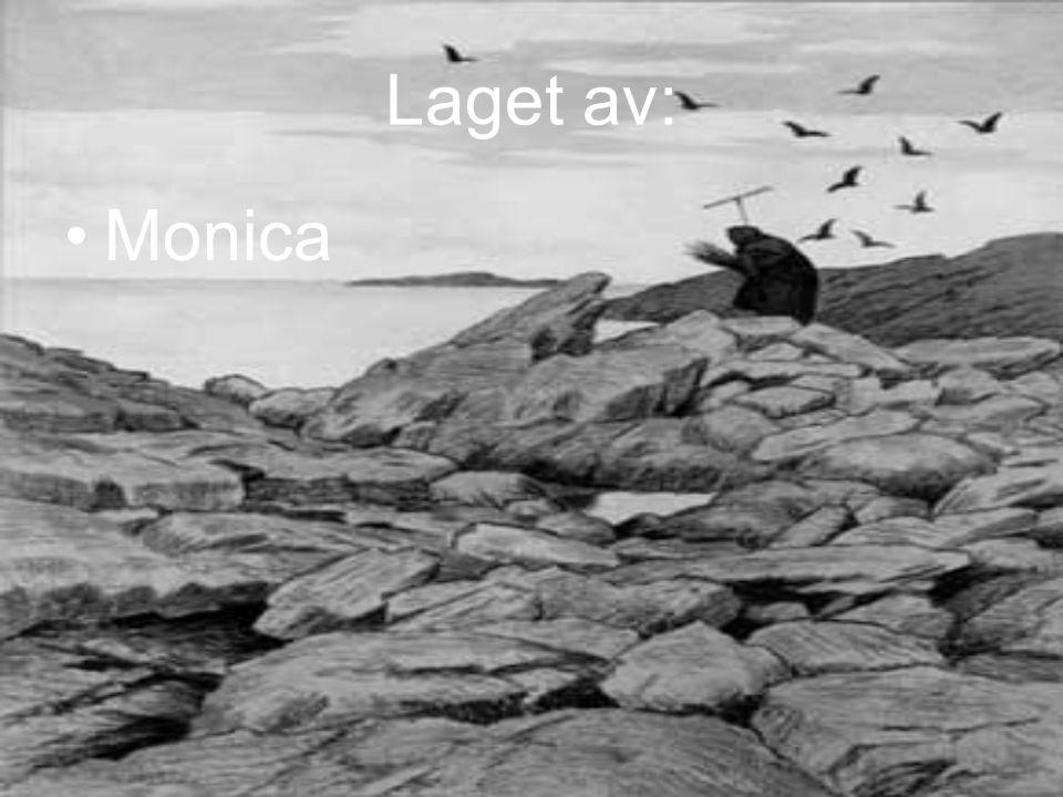 Laget av: Monica