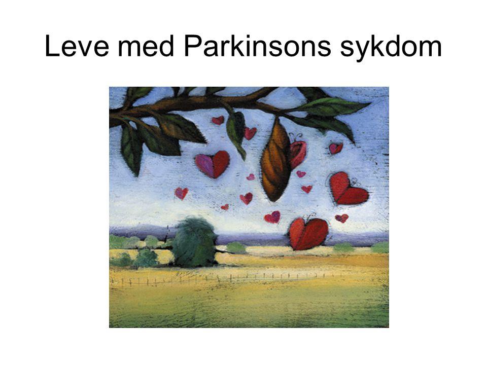 Leve med Parkinsons sykdom