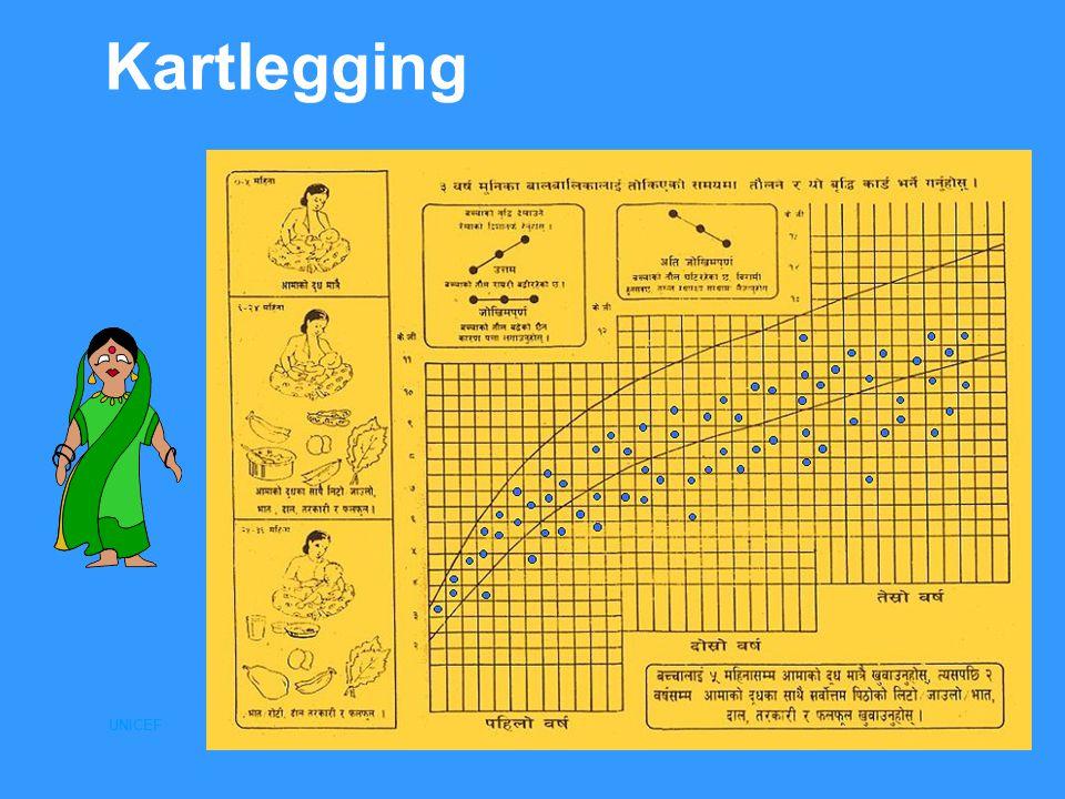 Kartlegging UNICEF