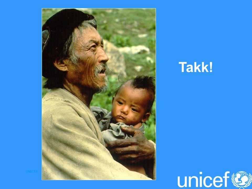 Takk! UNICEF