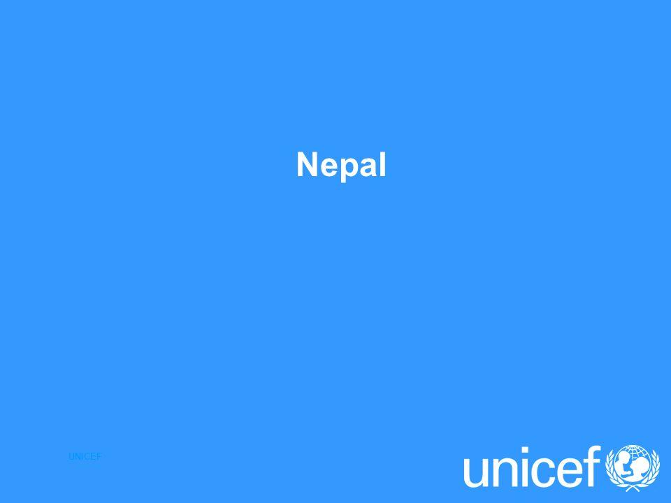 Nepal UNICEF