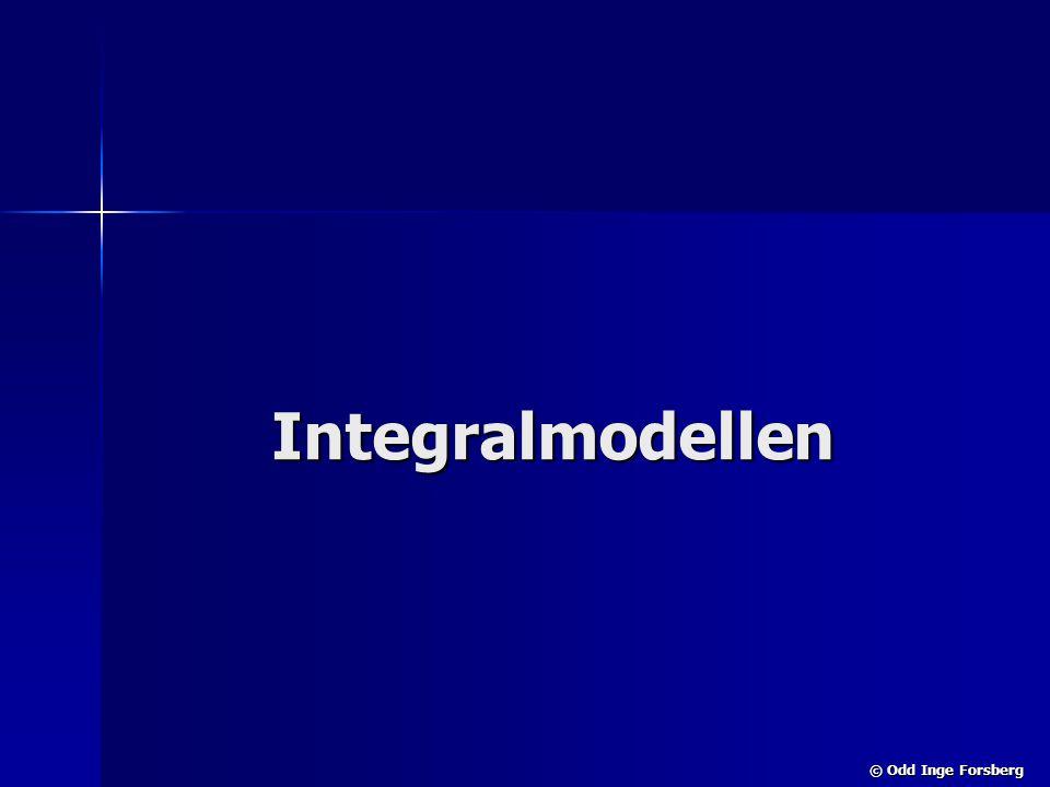 Integralmodellen