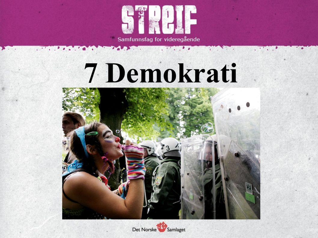 7 Demokrati