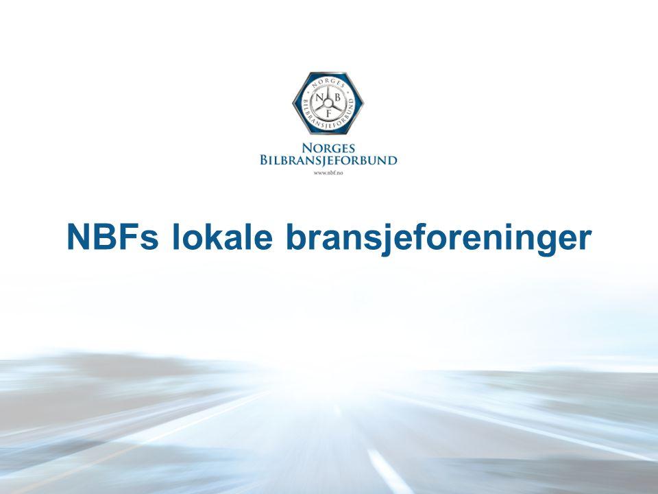 NBFs lokale bransjeforeninger