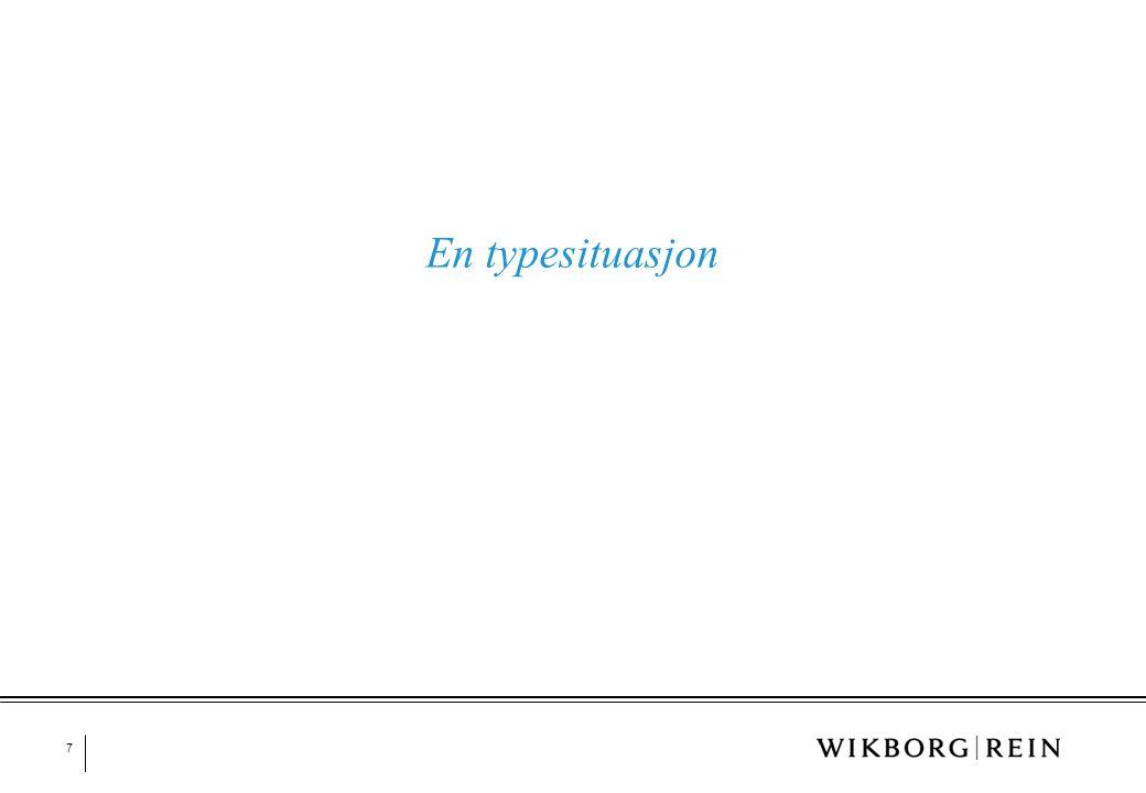 En typesituasjon