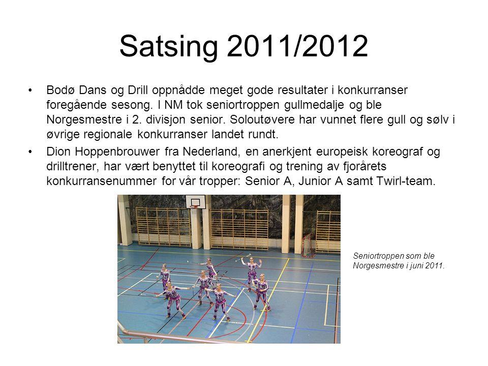 Satsing 2011/2012