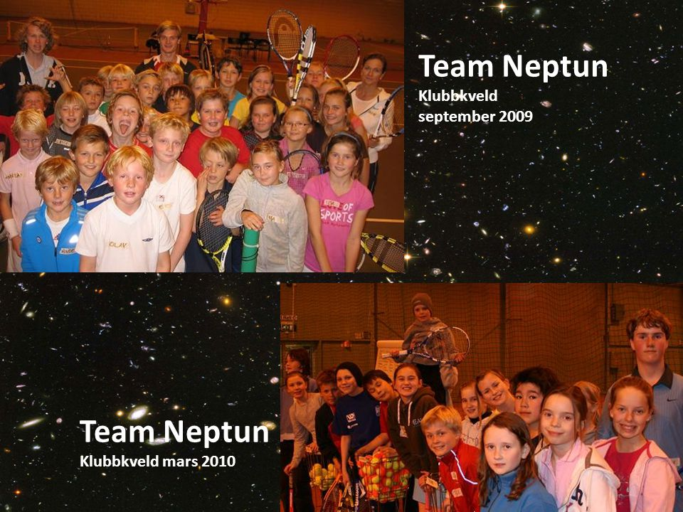 Team Neptun Klubbkveld september 2009 Team Neptun Klubbkveld mars 2010
