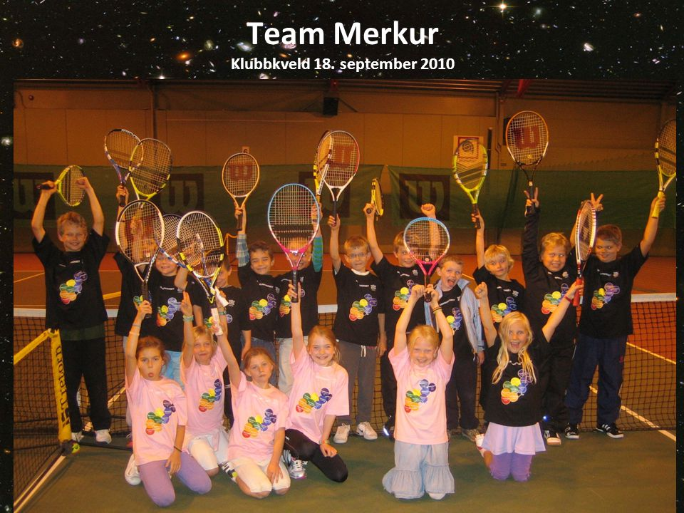 Team Merkur Klubbkveld 18. september 2010