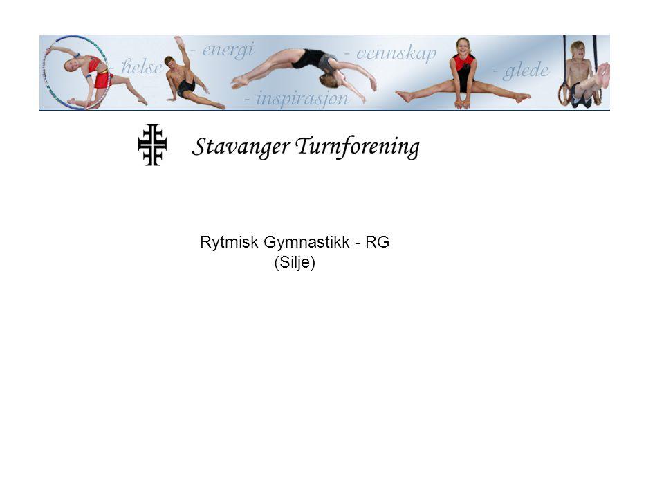 Rytmisk Gymnastikk - RG
