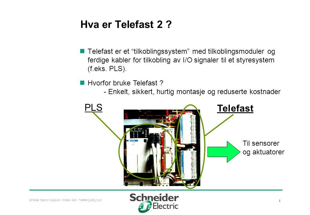 Hva er Telefast 2 PLS Telefast