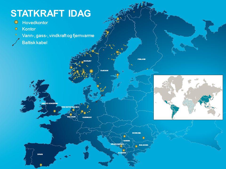 STATKRAFT IDAG Hovedkontor Kontor