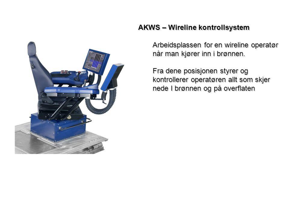 AKWS – Wireline kontrollsystem